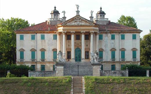 Villa Giovanelli di Noventa Padovana