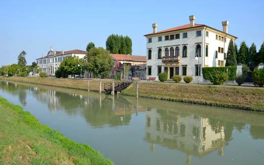Itinerario tra le Ville della Riviera del Brenta